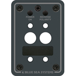 Blue Sea 8173 Panel Blank Double A-series