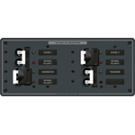 Blue Sea 8498 AC Source Select Panel for 3 Power Sources