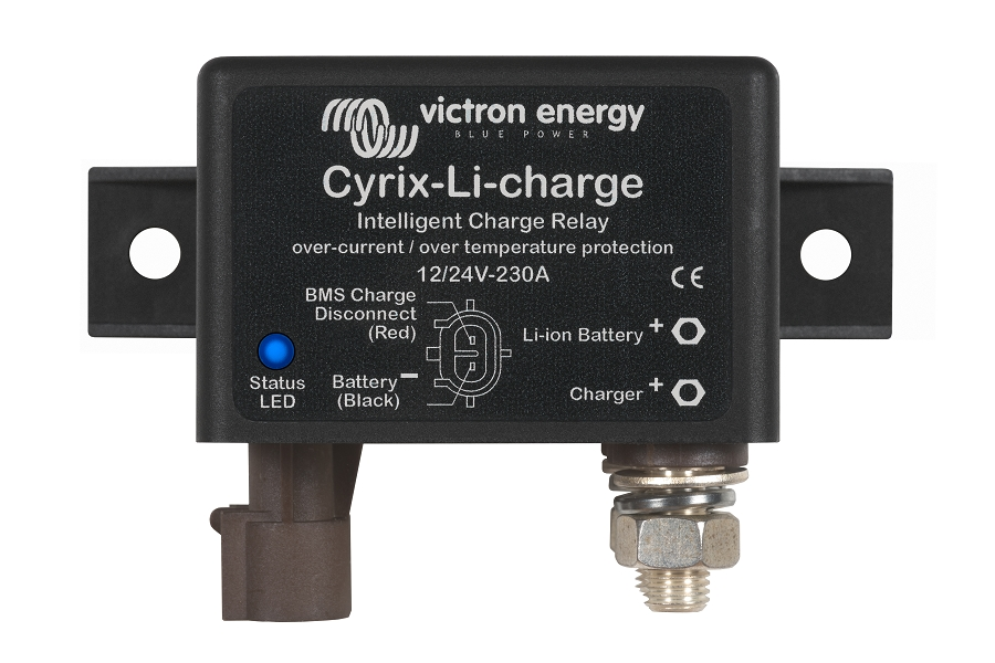 Victron Energy CYR010230430 Cyrix-Li-charge 12/24V-230A intelligent charge relay
