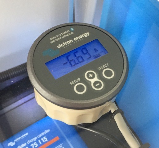 BMV 712 Smart Battery Monitor