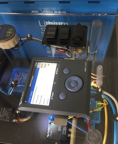 Demo Lithium Ion Battery System