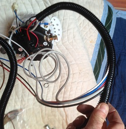 Incredible Installing A Balmar Alternator On A Yanmar 3Jh3E With Description Wiring 101 Capemaxxcnl