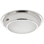 Imtra ILIM10501 Gibraltar w/Switch, Ceiling Light with Warm White LED