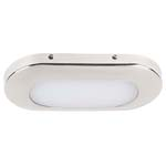 Imtra ILSH70149 Montauk, 12V Stainless Steel, Warm White LED