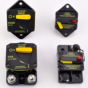 Large Format DC Circuit Breakers