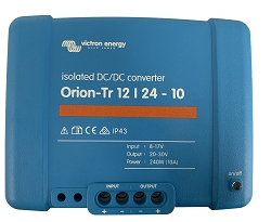 Victron Energy ORI122424110 Orion-Tr 12/24-10A  Isolated DC-DC converter