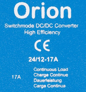 Orion DC Converter
