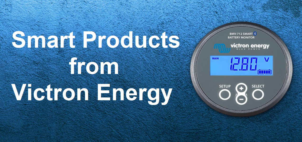 Smart Products from Victron Energy