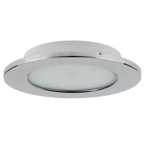 Imtra ILIM69001 T180 PowerLED, 10-40VDC, Polished SS,Warm White, 4.7W,