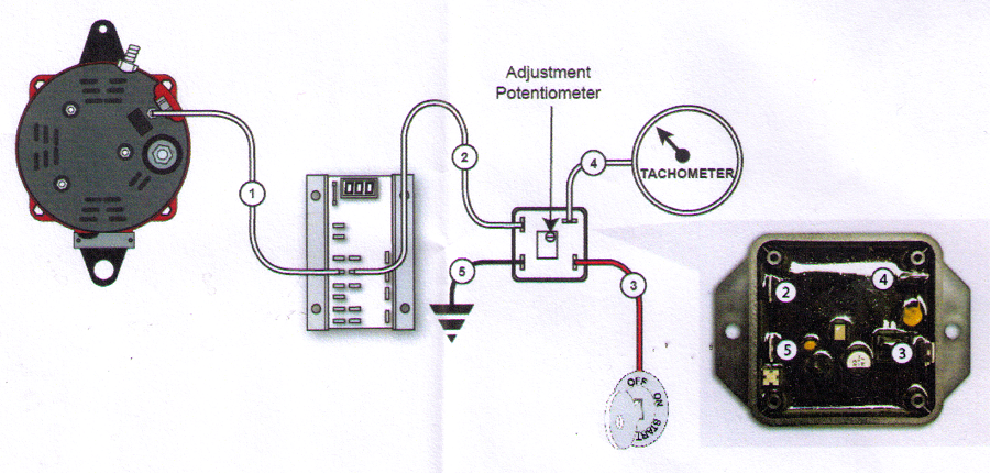 Balmar tach signal stabilizer this device converts the