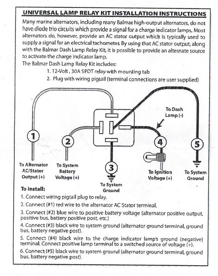 Beuler Relay Wiring Diagram