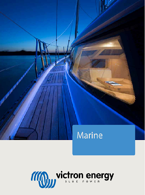 Download the Victron Marine Brochure