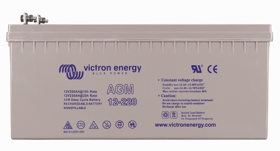 Conventional AGM batteries