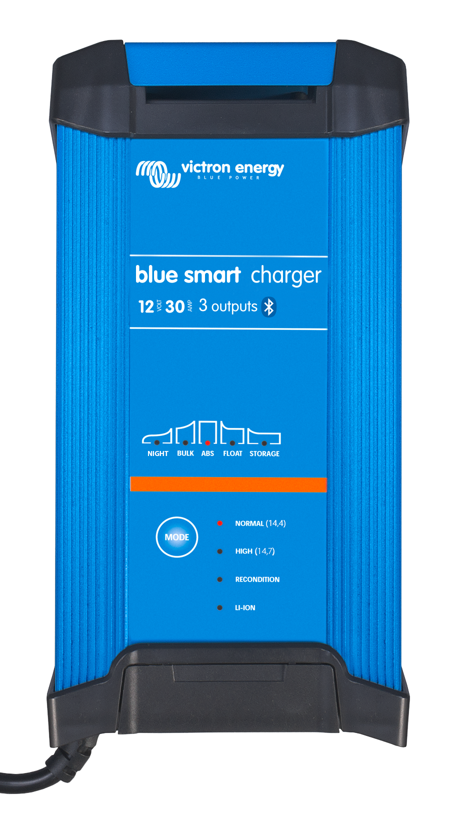 Victron BPC123048102 Blue Smart IP22 Charger 12/30 120V with three outputs