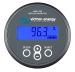 Victron Amp Hour Meter