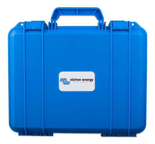 Victron Energy BPC940100100 carrying case for Blue Power Chargers and Accessories