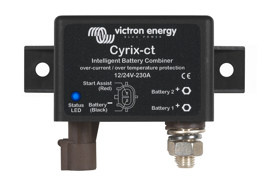 Victron Energy CYR010230010 Cyrix-ct 12/24V-230A intelligent battery combiner
