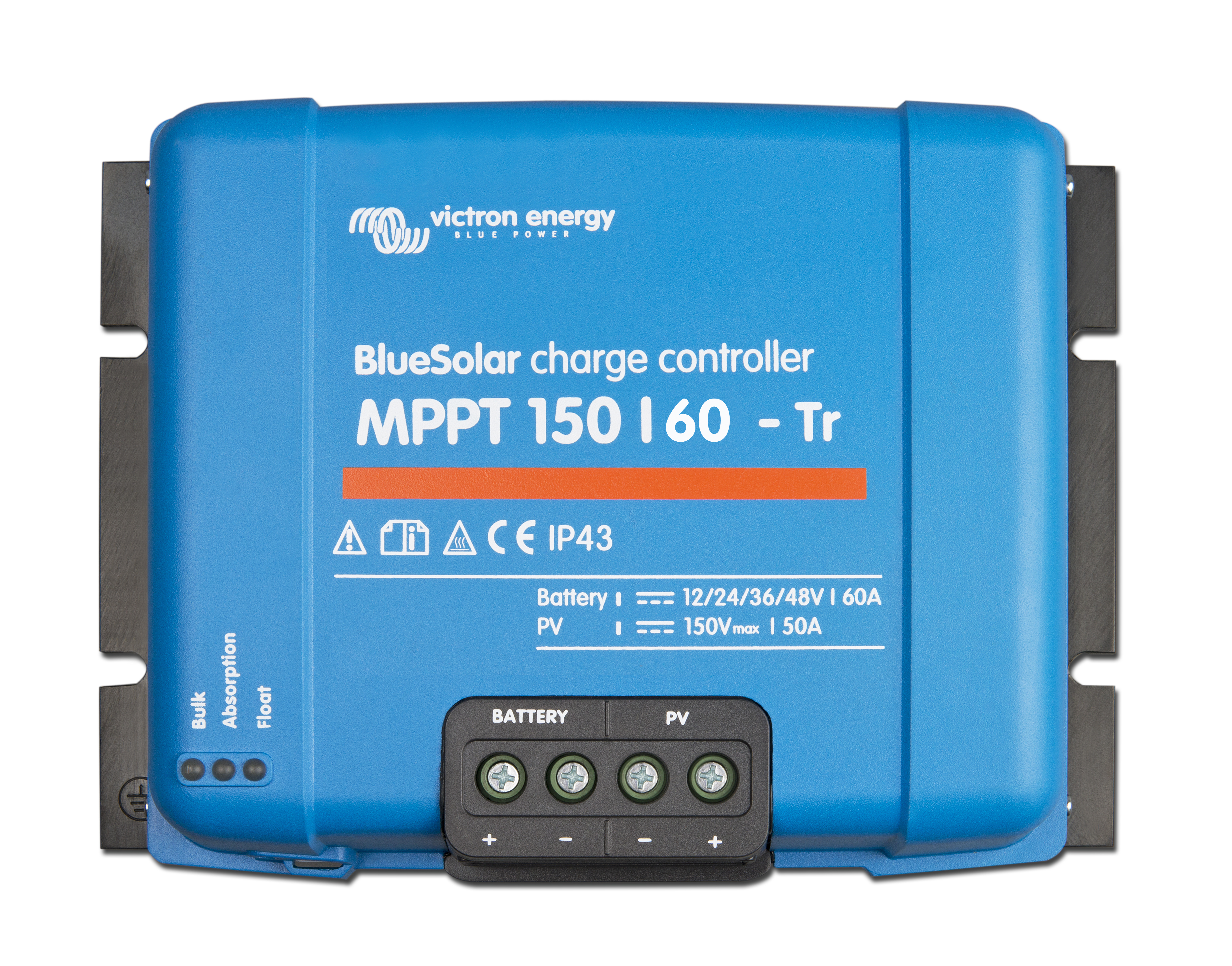Victron Energy SCC010060200 BlueSolar MPPT Charge Controller 150/60-TR (Open Box Special)