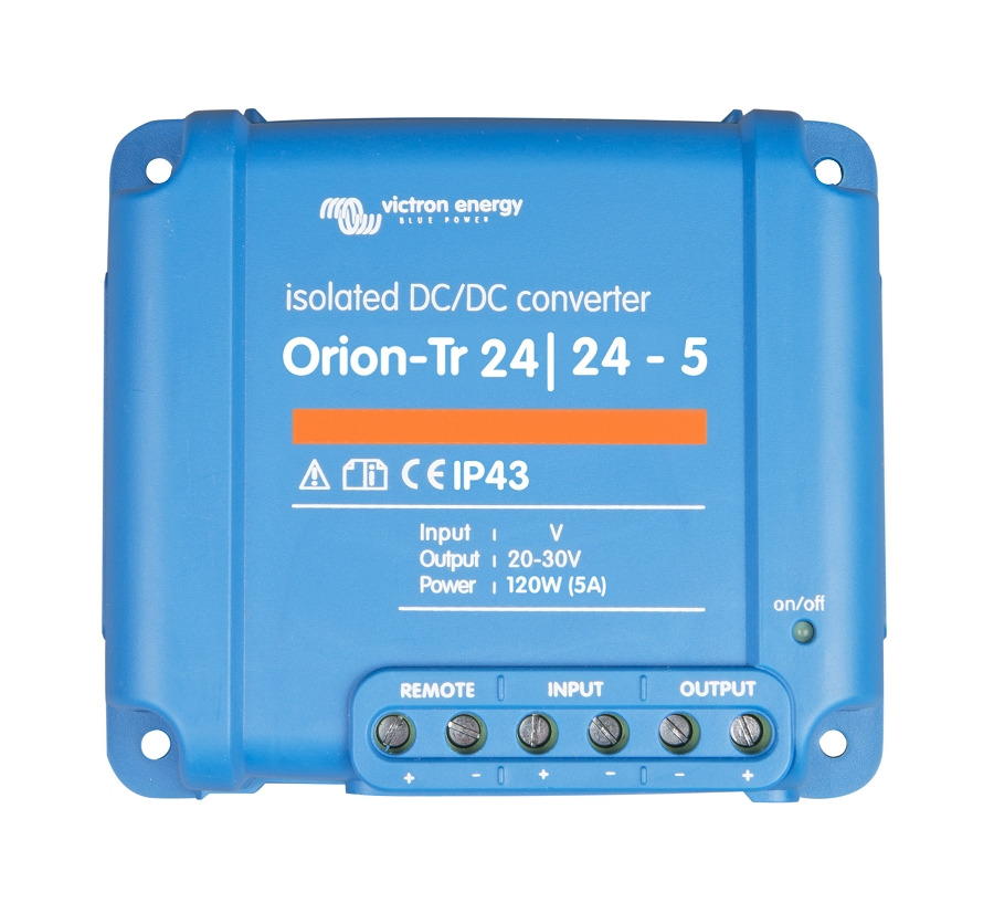 Victron Energy Orion-TR 24/24 Isolated DC-DC Converter 5 Amps