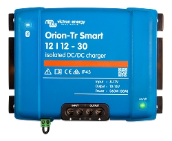 Victron Energy ORI121236120 Orion-Tr Smart 12/12-30A Isolated DC-DC charger