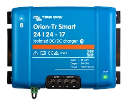 Victron Energy ORI242440120 Orion-Tr Smart 24/24-17A Isolated DC-DC charger