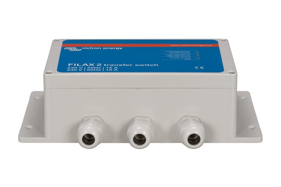 Victron Filax 2 Transfer Switch Ce 110v 50hz 120v 60hz P