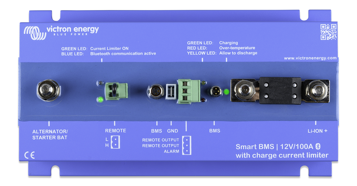 Victron Energy BMS110022000 Smart Battery Management System BMS CL 12-100