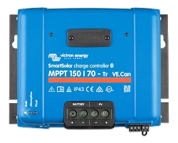 Victron SCC115070411 SmartSolar MPPT 150/70-Tr  VE.Can Charge Controller
