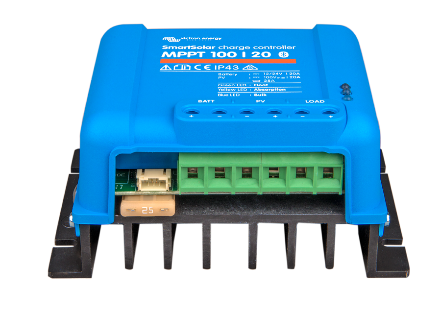 Victron Energy Scc110020060r Smart Solar Mppt 100 20