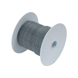 Ancor 106010 Marine Tinned wire 12 awg Black - 100 ft roll