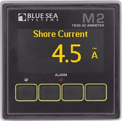 Blue Sea 1836 OLED AC Ammeter