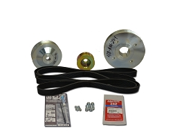 Balmar Serpentine Pulley Kit 48-VSP-2001 for  Volvo 2001, 2002, 2003, 2003T