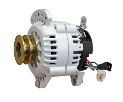 Balmar 60-120-DV Alternator -12 Volt 120 Amp Dual Pulley