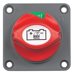 BEP 701-PM Panel-Mounted Battery Master Switch