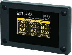 Blue Sea 7517 EV Battery Charger Display