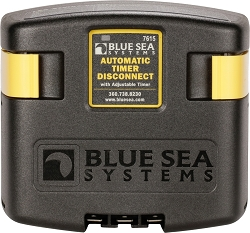 Blue Sea 7615 Automatic Timer Disconnect