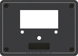 Blue Sea 8013 Single Meter Mounting Panel