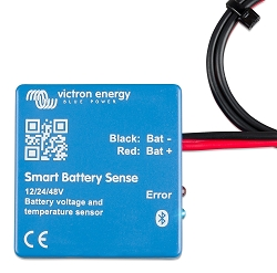 Victron Energy SBS050150200 Long Range Bluetooth Smart Battery Sense