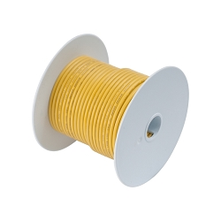 Ancor 105010 Marine Tinned wire 14 awg Yellow - 100 ft roll