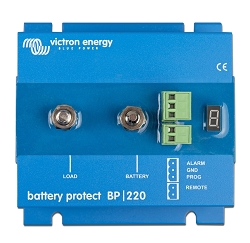 Victron BP220 BatteryProtect 12/24V -220 A