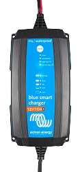Victron Energy BPC121031104 Blue Smart Waterproof Battery Charger 12/10 with Bluetooth