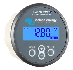 Victron Energy BAM030712000  BMV 712 Smart Battery Monitor with Bluetooth