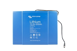 Lithium Battery System Demo