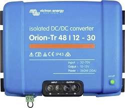 Victron  Energy  ORI481240110 Orion-Tr 48/12-30A  Isolated DC-DC converter