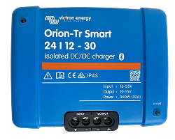 Victron Energy ORI241236120 Orion-Tr Smart 24/12-30 Isolated DC-DC charger