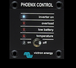 Victron Remote Control Panel for Phoenix Inverter   REC030001210