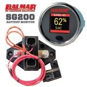 Balmar SG200 battery monitor