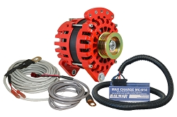 Balmar XT-DF-170-K6-KIT alternator kit with Max Charge regulator