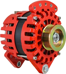Balmar XT-DF-170-K6 dual foot alternator with K6 pulley
