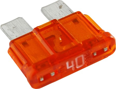 Blue Sea 5246 ATO/ATC Fuse 40 Amp (2 pack)